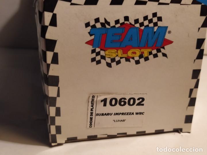 Slot Cars: Subaru Impreza WRC de Team Slot - Foto 5 - 261123275