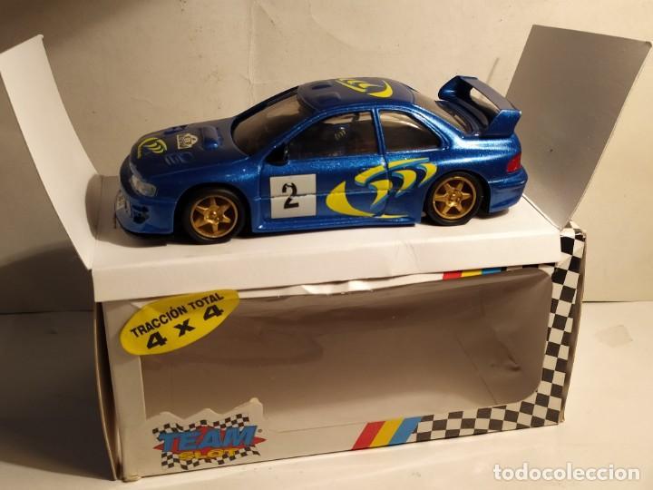 Slot Cars: Subaru Impreza WRC de Team Slot - Foto 6 - 261123275