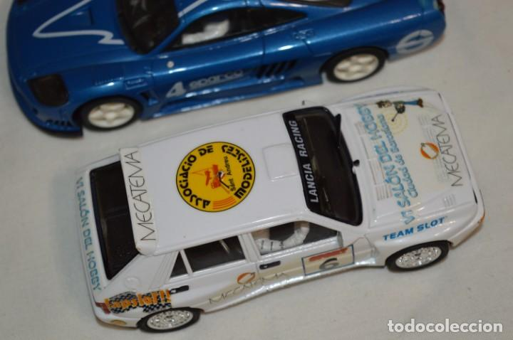 Slot Cars: Lote variado / 2 Coches TEAM Slot / Escala 1:32 - ¡RAROS y DIFÍCILES, mira fotos/detalles! - Foto 6 - 265447444