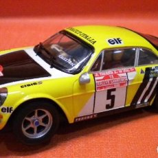 Slot Cars: *****RENAULT ALPINE A110***** SCALEXTRIC. Lote 268577254