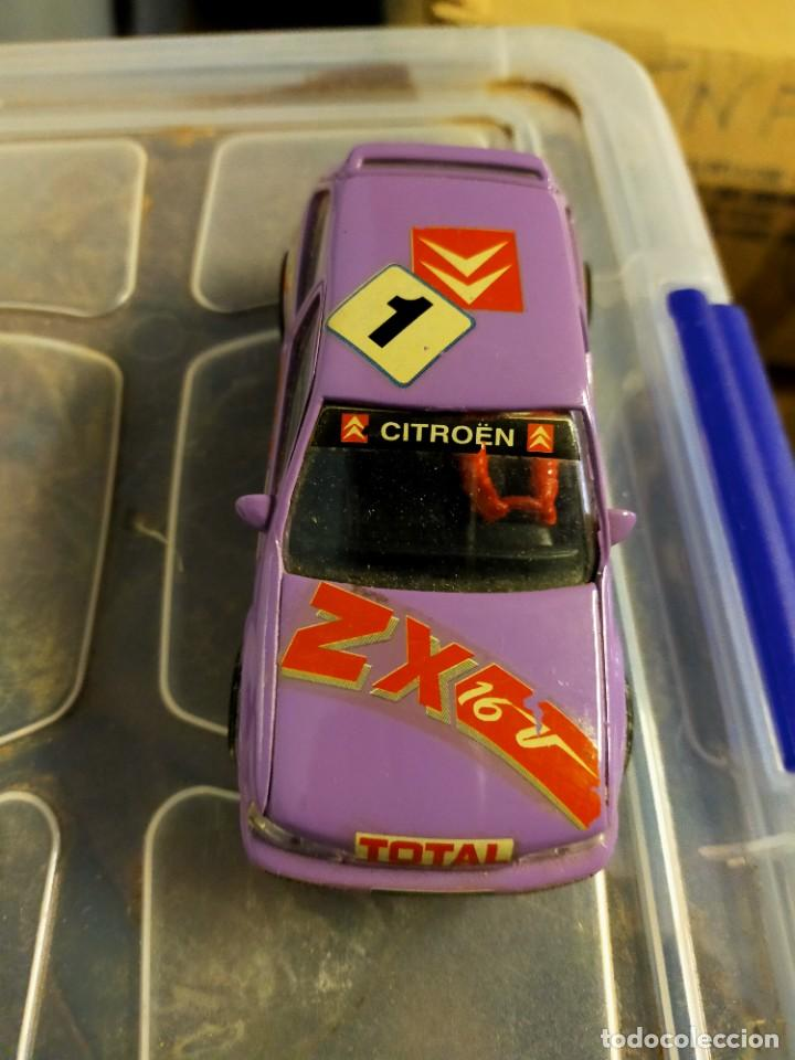 Slot Cars: Antiguo coche de Scalextric SCX Team Slot - CitroËn ZX Rally Kit Car - Resina - Foto 2 - 270682148