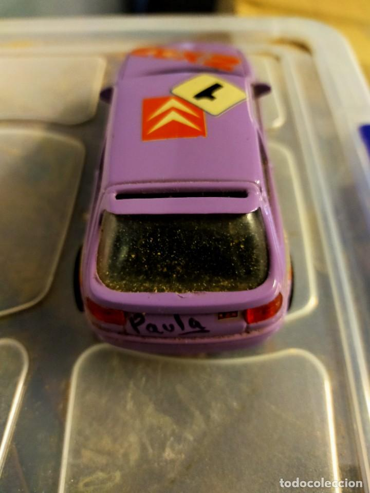 Slot Cars: Antiguo coche de Scalextric SCX Team Slot - CitroËn ZX Rally Kit Car - Resina - Foto 4 - 270682148