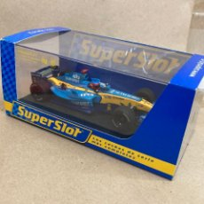 Slot Cars: COCHE SCALEXTRIC SUPERSLOT ESC 1:32 RENAULT F1. Lote 287361538
