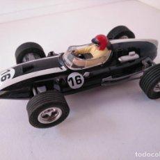 Slot Cars: SCALEXTRIC - COOPER NEGRO - FORMULA 1 - VER FOTOS Y DESCRIPCION. Lote 287447953
