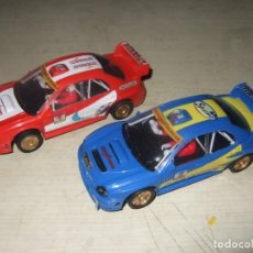 Slot Cars: COCHE DE SCALEXTRIC SUPERSLOT BOY SPORT DUREDAY. Lote 295741958