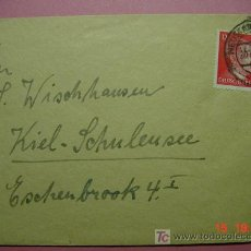 Sellos: 858 CARTA CIRCULADA ALEMANIA GERMANY HITLER COSAS&CURIOSAS. Lote 6188870