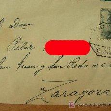 Sellos: + MATASELLOS AMBULANTE POSTAL, AÑO 1952. Lote 12805667