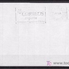 Sellos: SOBRE CON FRANQUEO ABONADO EN OFICINA MECANICO OFICINA PILOTO VIGO 2005. Lote 26464958