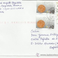 Selos: PORTUGAL CC SELLOS MONEDAS NUMISMATICA PAJARO AVE. Lote 29525351