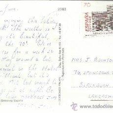 Selos: TP MALLORCA SELLO LONJA DE LA SEDA VALENCIA UNESCO PATRIMONIO HUMANIDAD . Lote 30190694