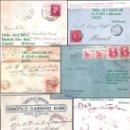 Sellos: CIUDAD REAL Y PROV..- HISTORIA POSTAL, CARTAS Y MAPA. P.V. 1.458 €. VER 7 PLANCHAS Y CONDICIONES.. Lote 31605591