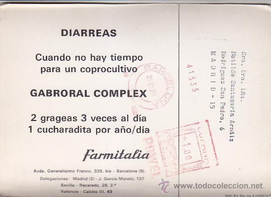 Raro franqueo mecanico powel en tarjeta paracai comprar for Paracaidismo barcelona ofertas