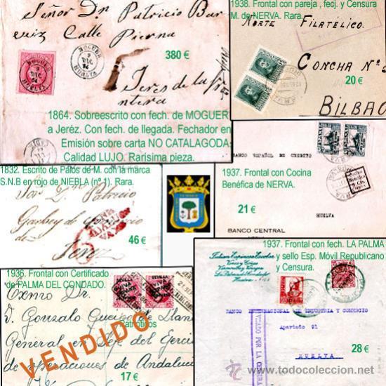Sellos: Plancha VII.- Lote con 5 piezas, precio 272 € - Foto 11 - 33065386