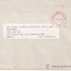 Sellos: FRANQUEO MECANICO 831 PAMPLONA, COLABORADORA, E.A. . Lote 37852695