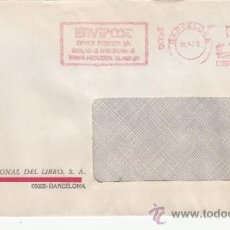 Sellos: FRANQUEO MECANICO 14755 BARCELONA, COLABORADORA, CREDITO INTERNACIONAL DEL LIBRO S.A.. Lote 37853927