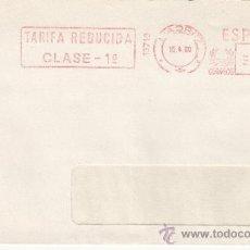 Sellos: FRANQUEO MECANICO 13719 MADRID, COLABORADORA, APARTADO . Lote 37871997
