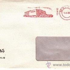 Sellos: FRANQUEO MECANICO 13416 MALAGA, EL CORTE INGLES, . Lote 37872297