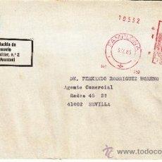 Sellos: FRANQUEO MECANICO 11853 PAMPLONA, COLABORADORA, E.A. . Lote 37912132