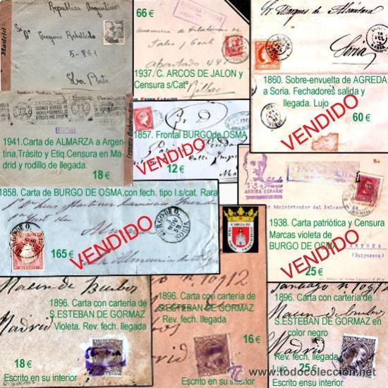 Sellos: Plancha III.- 5 piezas 143 €, Precio 79 €. - Foto 8 - 32959496