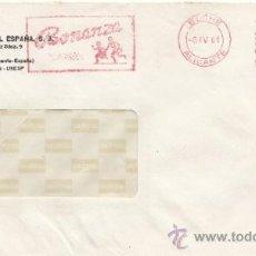 Sellos: FRANQUEO MECANICO 5953 MODIFICADO ELCHE (ALICANTE), BONANZA, CALZADO,. Lote 59987705