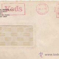 Sellos: FRANQUEO MECANICO 5953 ELCHE (ALICANTE), KEDS, CALZADO,. Lote 37984598