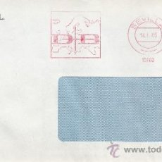 Sellos: FRANQUEO MECANICO 15980 SEVILLA, D+B, DUN & BRADSTREET,S.L., . Lote 38027025