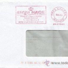 Sellos: FRANQUEO MECANICO ,28311501 EURO TRES CANTOS (MADRID), ASEGURACE, . Lote 38177834