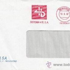 Sellos: FRANQUEO MECANICO ,28100901 MADRID, SISTEMA 4B, S.A. . Lote 38191959