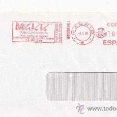 Sellos: FRANQUEO MECANICO ,28038801 MADRID, COLABORADORA, . Lote 38212306