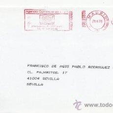Sellos: FRANQUEO MECANICO ,28035808 EURO MADRID, COLABORADORA, ISLA CANELA, . Lote 38212353