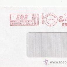 Sellos: FRANQUEO MECANICO ,28035801 MODIFICADO MADRID, COLABORADORA, . Lote 38212376