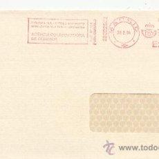 Sellos: FRANQUEO MECANICO ,28022502 MADRID, COLABORADORA, BARCLAYS, . Lote 38212447