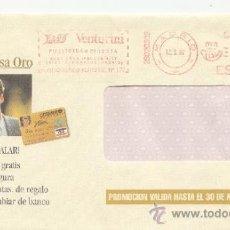 Sellos: FRANQUEO MECANICO ,28020302 MADRID, COLABORADORA, CITIBANK VISA ORO, . Lote 38212494