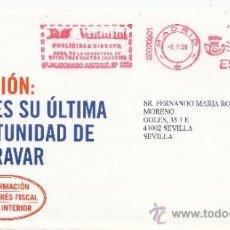 Sellos: FRANQUEO MECANICO ,28020301 MADRID, COLABORADORA, . Lote 38212506