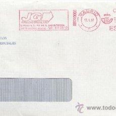 Sellos: FRANQUEO MECANICO ,2801005 MADRID, COLABORADORA, CONSEJO GENERAL COLEGIOS AGENTES COMERCIALES ESPAÑA. Lote 38212675