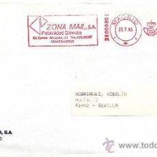 Sellos: FRANQUEO MECANICO ,28008801 MADRID, COLABORADORA, RNE, RADIO NACIONAL DE ESPAÑA, S.A., . Lote 38227016