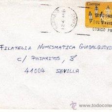 Sellos: ETIQUETA ATMS S/Nº C.2. 3 BARBATE (CADIZ) MATº RODILLO . Lote 38250337