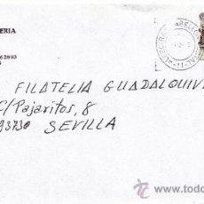 Sellos: ETIQUETA ATMS S/Nº C.2. 27 ALGECIRAS PABELLON POSTAL -11- (CADIZ) MATº RODILLO. Lote 38411134