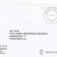 Sellos: ETIQUETA ATMS Nº 4030 C.2. 51 PUENTE GENIL -14- (CORDOBA) MATº RODILLO . Lote 38350641