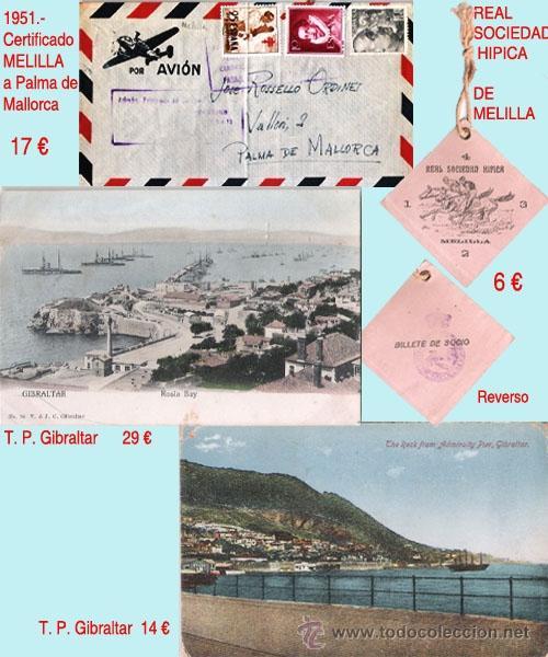 Sellos: Plancha VII - Lote con 4 piezas. Precio 47 € - Foto 6 - 38538950