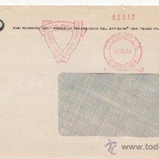 Sellos: FRANQUEO MECANICO 6467 CORNELLA (BARCELONA), GENERAL CABLE, PLASMICA, S.A., . Lote 38724918