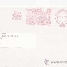 Sellos: FRANQUEO MECANICO 16638 BARCELONA, SOPENA, . Lote 38759447