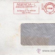 Sellos: FRANQUEO MECANICO 20031 MODIFICADO MADRID, COLABORADORA, GRUPO GAN ESPAÑA SEGUROS. Lote 38773955