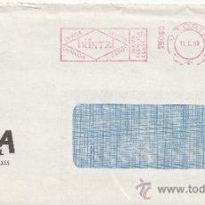 Sellos: FRANQUEO MECANICO 19060 VITORIA, COLABORADORA, CEGASA INTERNACIONAL . Lote 38774558