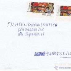 Sellos: ETIQUETA ATMS Nº 5133, 5133 EURO C.2.111,. Lote 40335080