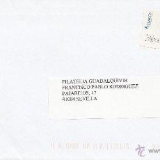 Sellos: ETIQUETA ATMS Nº 4505 27ABR06 EURO C.2.107,. Lote 40335466