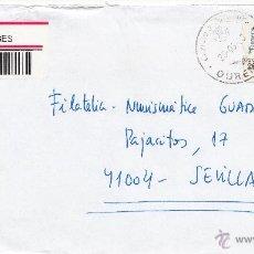 Sellos: ETIQUETA ATMS Nº 3007 EURO C.2.107, MATº FECHADOR OURENSE -32- CORREOS Y TELEGRAFOS, . Lote 40335816