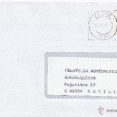 Sellos: ETIQUETA ATMS S/Nº 21SEP05 EURO C.2.106, MATº RODILLO ELCHE -03- ALICANTE, CONSIGNE EN SUS ENVIOS EL. Lote 40336654