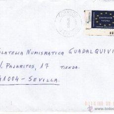 Sellos: ETIQUETA ATMS Nº 9467 EURO C.2.104, MATº RODILLO CORREOS -14- LUCENA (CORDOBA), . Lote 40336717