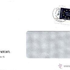 Sellos: ETIQUETA ATMS Nº 5803 EURO C.2.104, MATº RODILLO HUELVA SUC. 3, CORREOS LA COMPAÑIA DE TODOS, . Lote 40336737